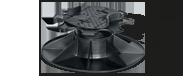 Spax Skruvplatta 55-82mm