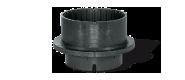 Förhöjare till skruvplatta höjer 35 mm/st